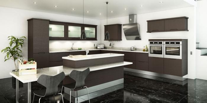 Brentford Melinga Oak Kitchen