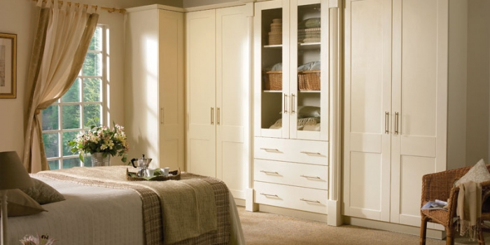 Cologne Ivory Bedroom