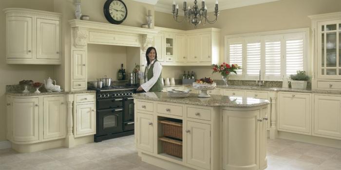 Cornwall In-frame Kitchen
