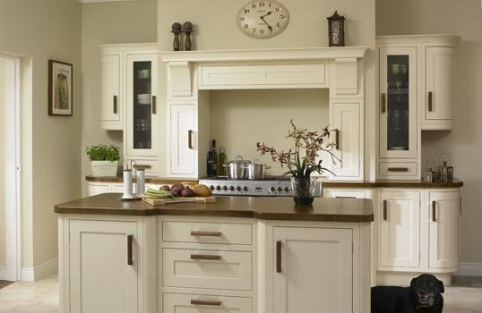 Devon In-frame Kitchen