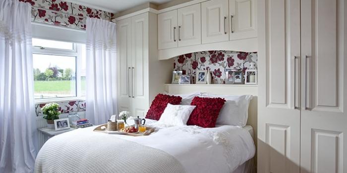Glebe Magnolia Bedroom