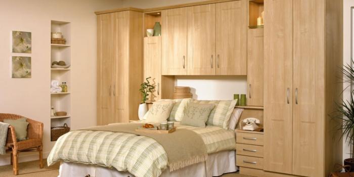 Ottowa Ontario Maple Bedroom