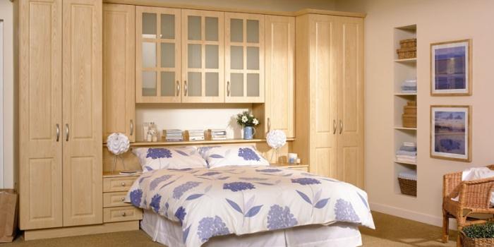 Paris Loire Ash Bedroom