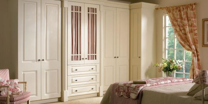 Prague Ivory Bedroom