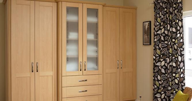 Tuscany Beech Bedroom
