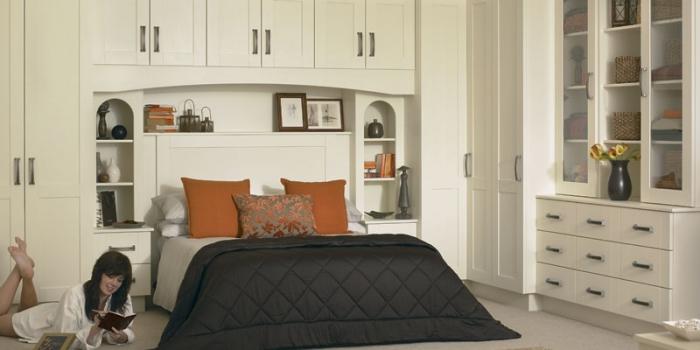 Tuscany Ivory Bedroom
