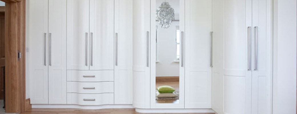 Tuscany Ivory Bedroom Slider