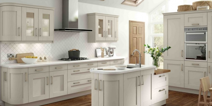 Albany Kitchen – Ivory