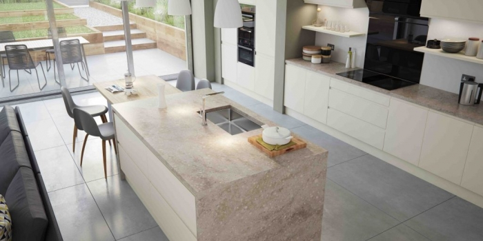 Arena Kitchen – Ivory