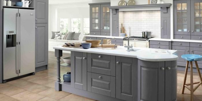 Hampton Kitchen – Dust Grey