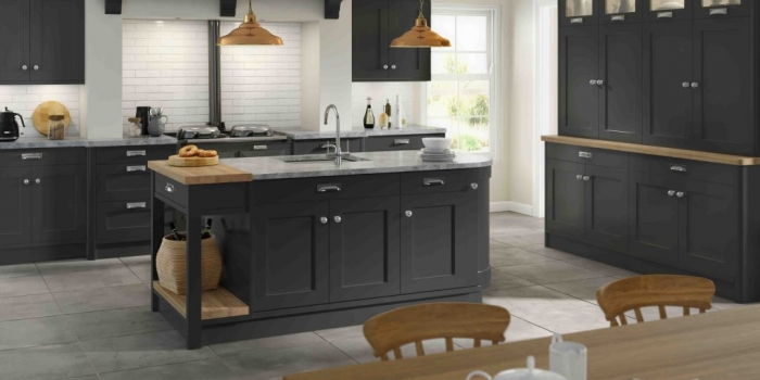 Hartford Kitchen – Graphite
