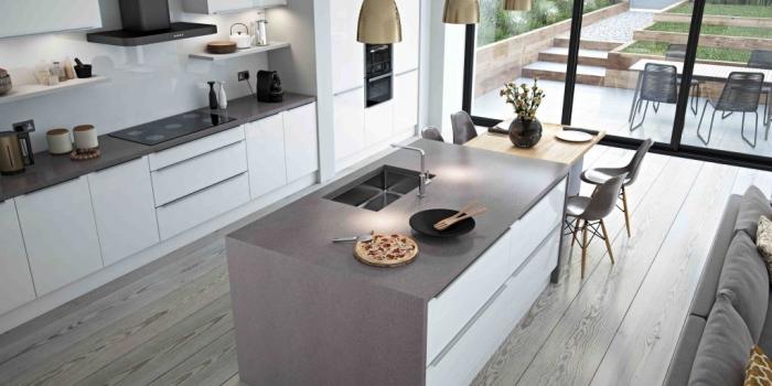 Phoenix Kitchen – White Gloss