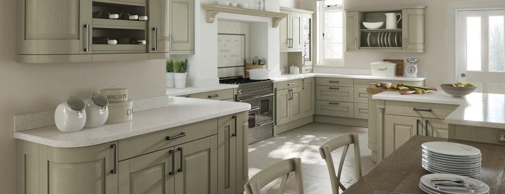 Windsor Kitchen – Classic Sage Green