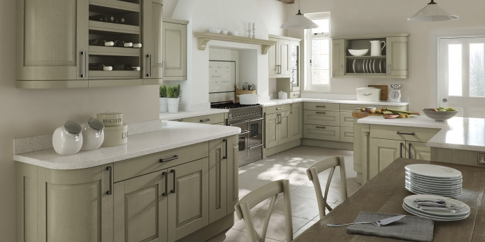 Windsor Kitchen – Classic Sage Green