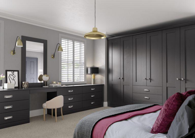 5 Piece S2 Fenwick Legno White Bedroom