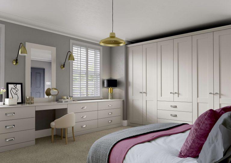 5 Piece Fenwick S2 Legno Kashmir Bedroom