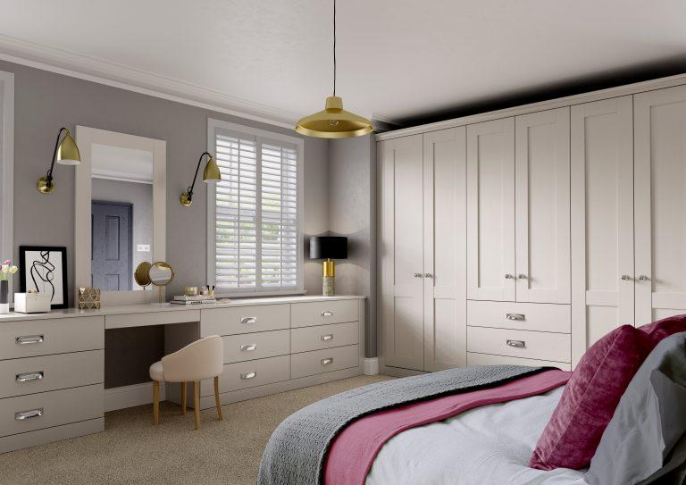 5 Piece S2 Fenwick Legno Kashmir Bedroom