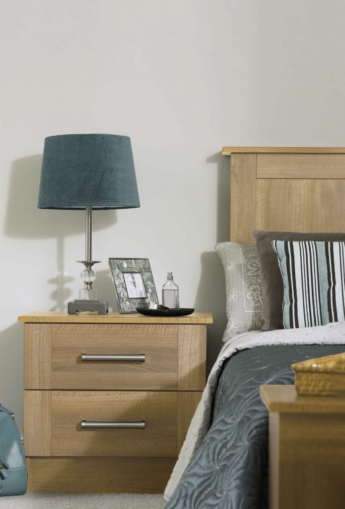 5 Piece Tuscany Lissa Oak Bedroom