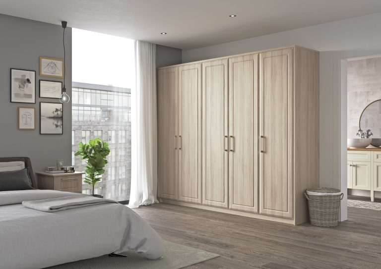 Ashford S1 Acacia Bedroom