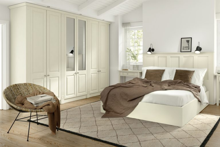 Calcutta S1 Hornschurch Ivory Bedroom