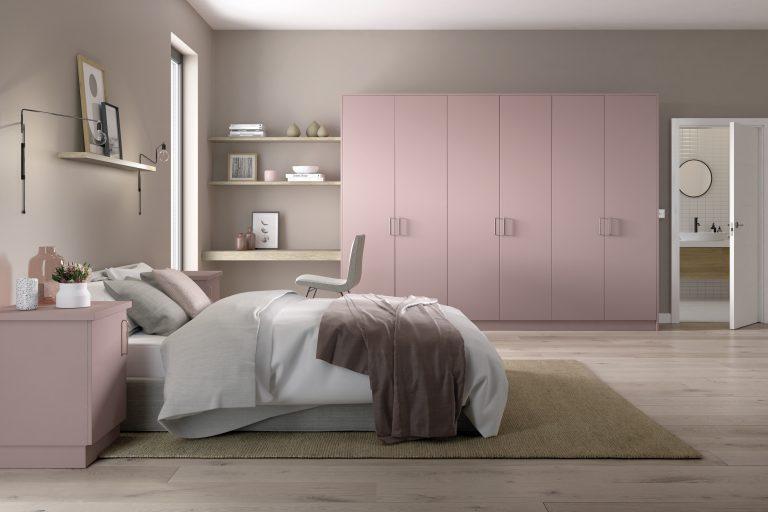 Cutler S1 Serica Kobe Bedroom