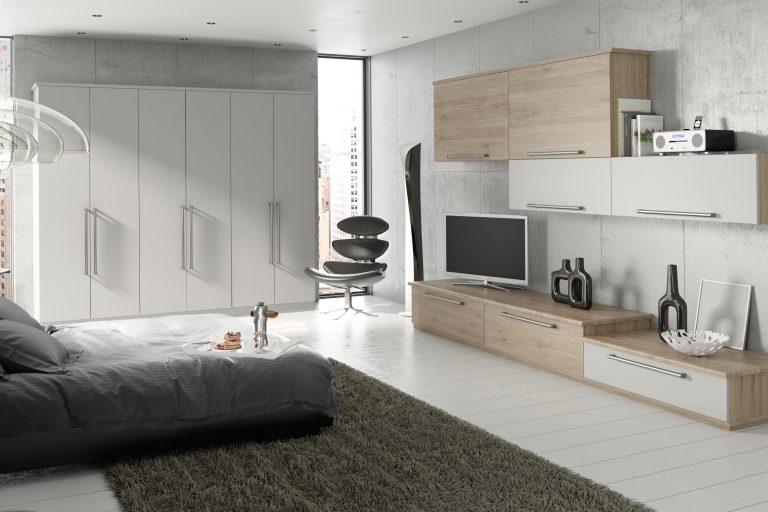 Galaxy S1 Legno White Terra Bedroom