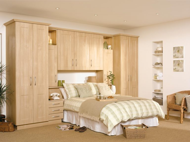 Ottawa S1 Ontario Mapel Bedroom