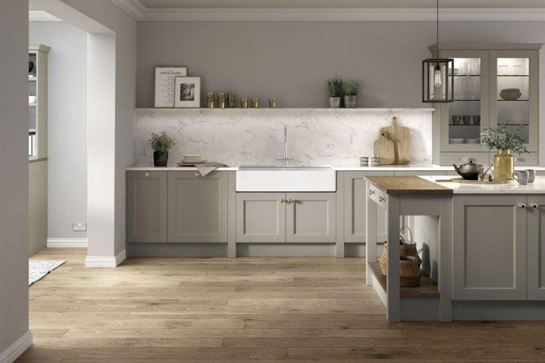 5 Piece Bastille Legno Taupe Kitchen